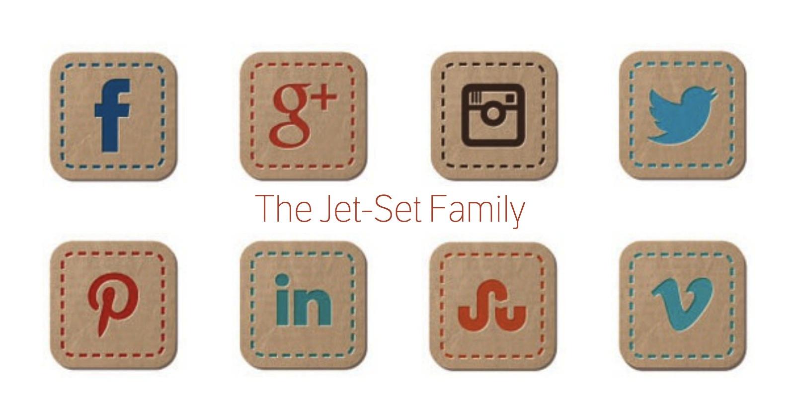 The Jet Set Family Media Kit