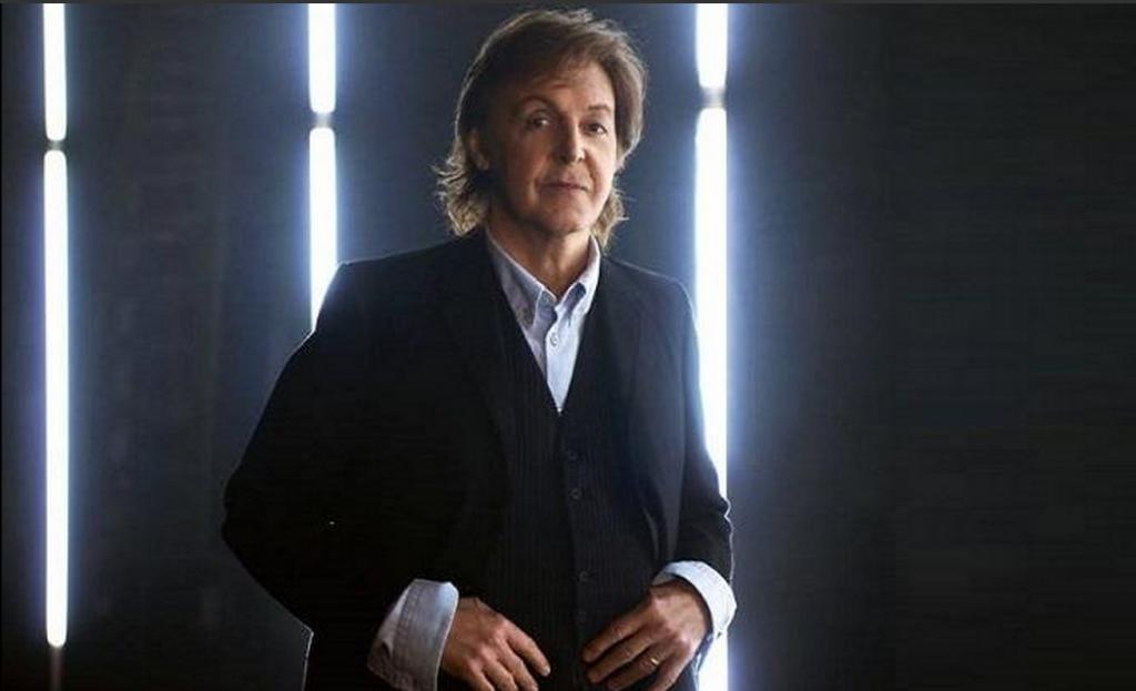 Paul McCartney Dodger Stadium 2014