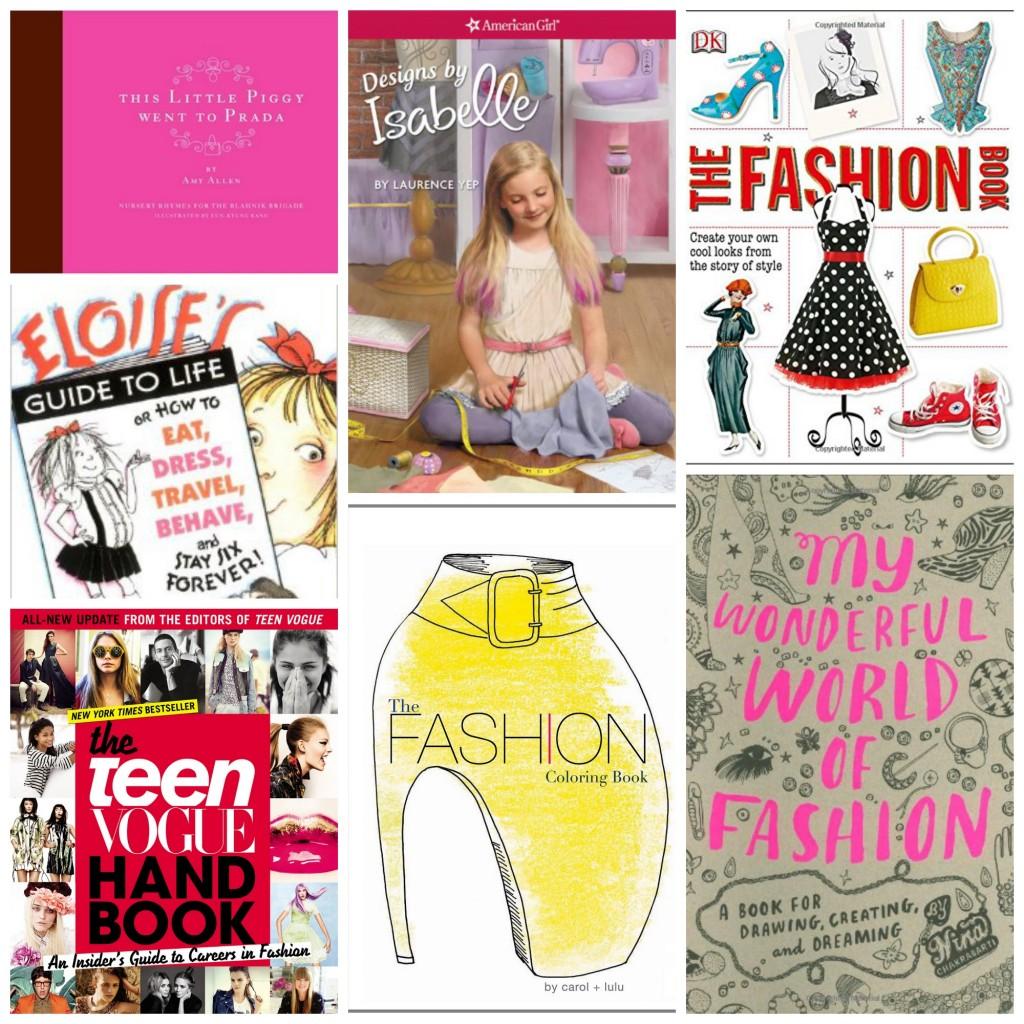 Fashion Books for Kids