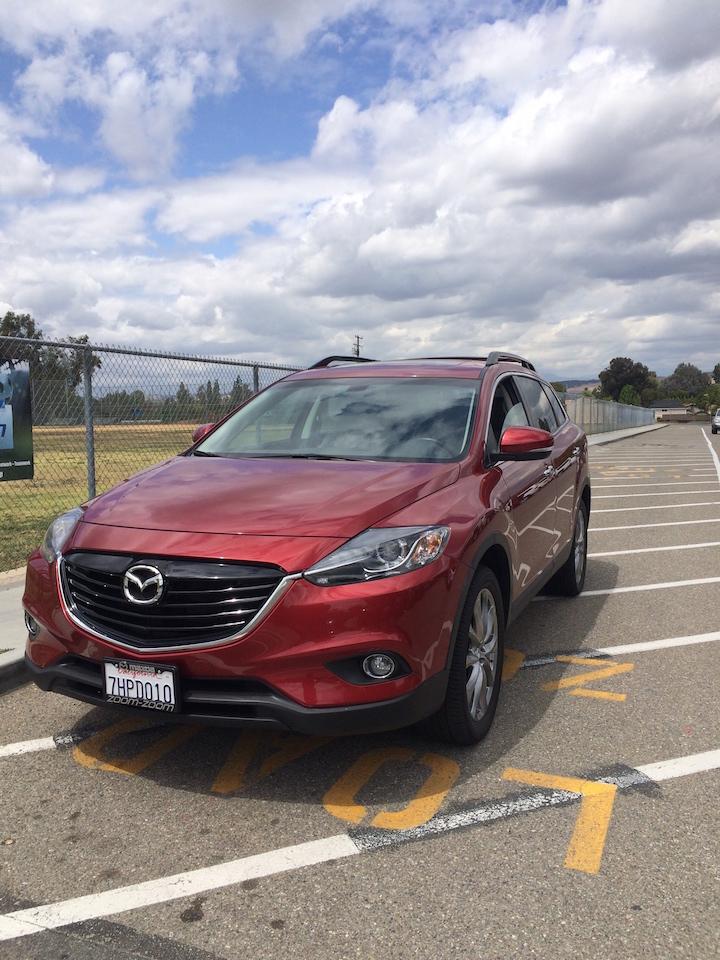 2015 Mazda CX-9 Grand Touring FWD