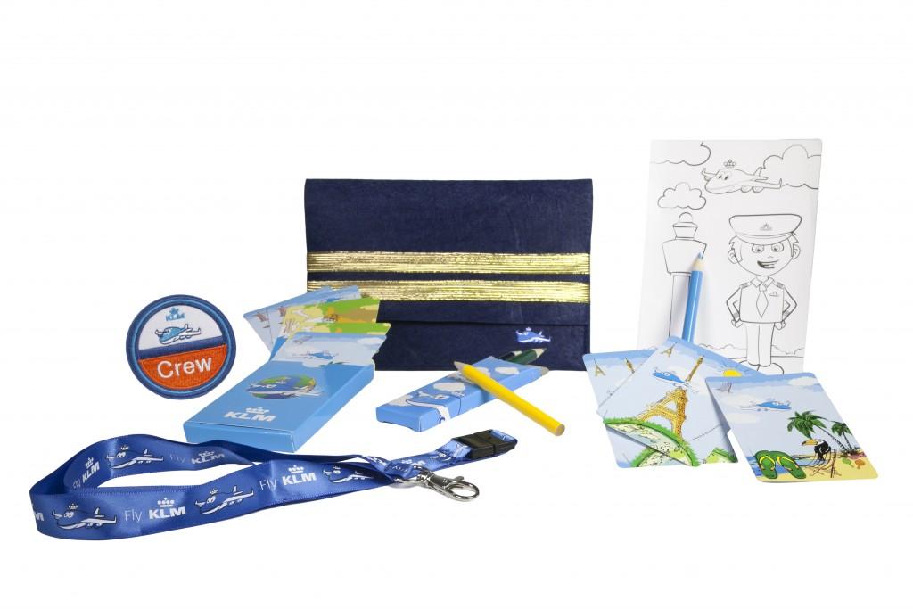 Bluey KLM Kids Package