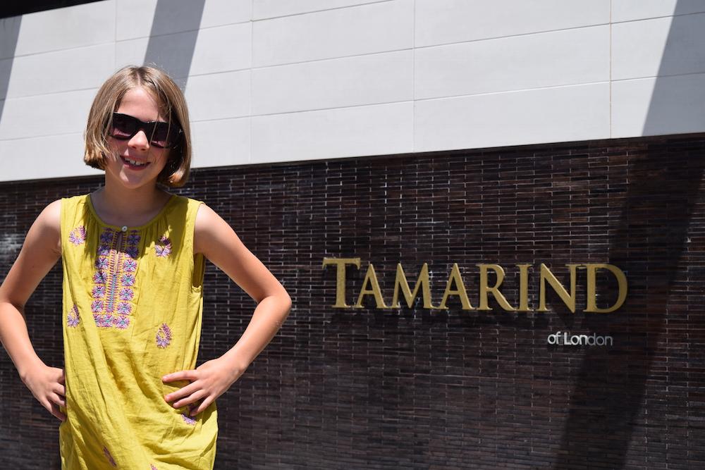 Tamarind of London | Kid-Friendly Indian Food
