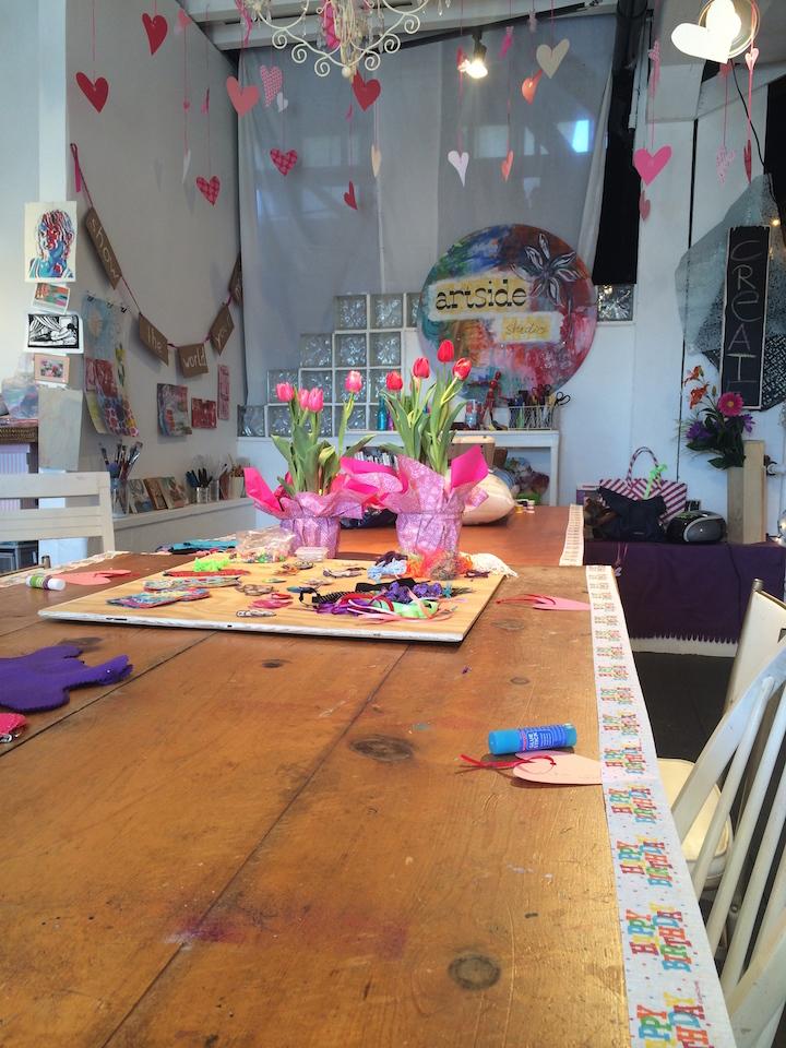 artside studio Fullerton | The JetSet Family