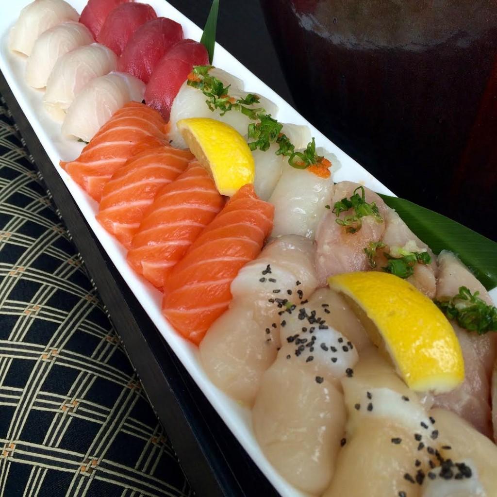Sushi Roku Newport Beach Executive Sushi Chef Hiroshi Shima