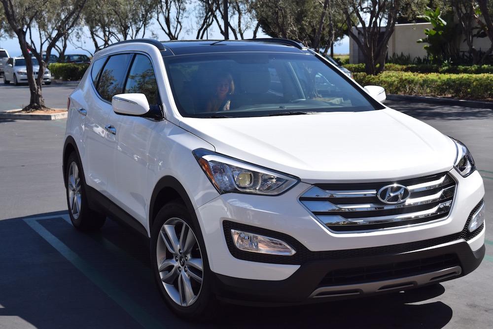 Newport Coast 2015 Hyundai Santa Fe Sport | The JetSet Family