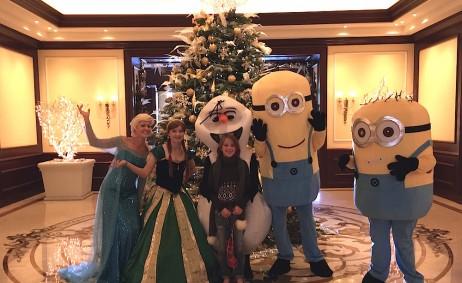 #FSLetItSnow Four Seasons Hotel Westlake Village | The JetSet Family