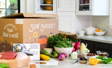 Get 3 Free Sun Basket Meals