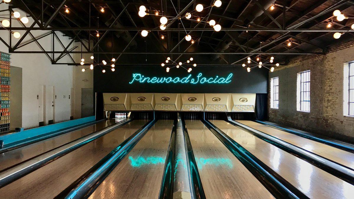 Pinewood Social Nashville   Where to Eat?