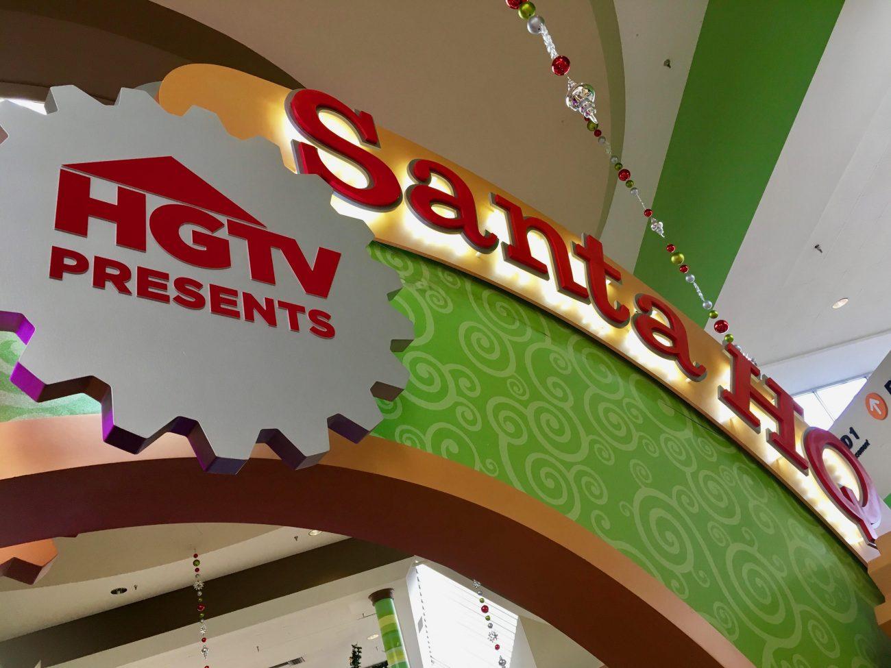 Santa HQ HGTV